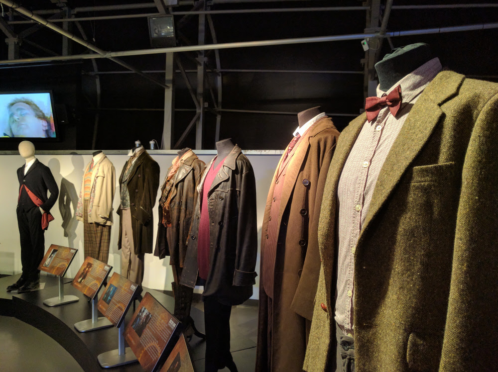 Tenues Doctor Who