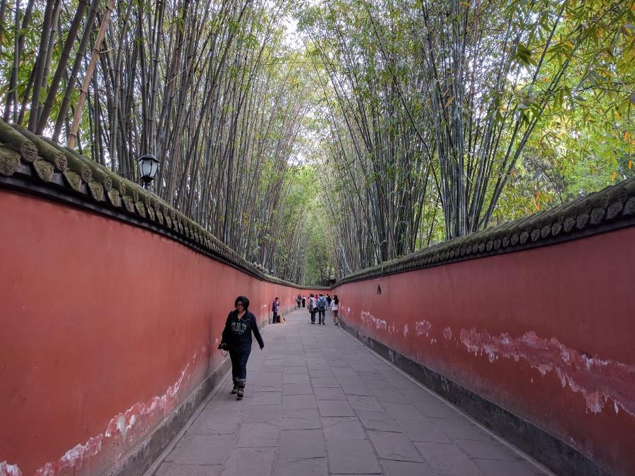 Chengdu Temple