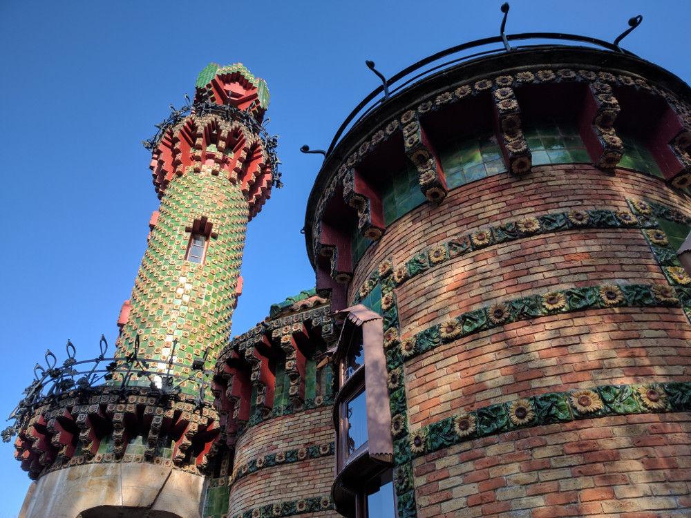 El Capricho de Gaudi - Comillas