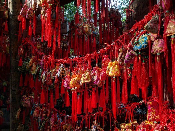 Jin Li Street Chengdu