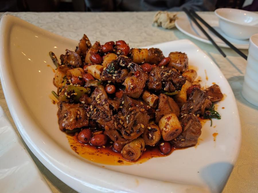 Nourriture Chengdu