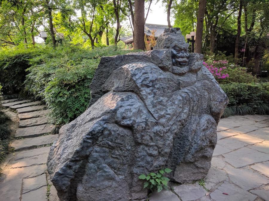 Temple Chengdu