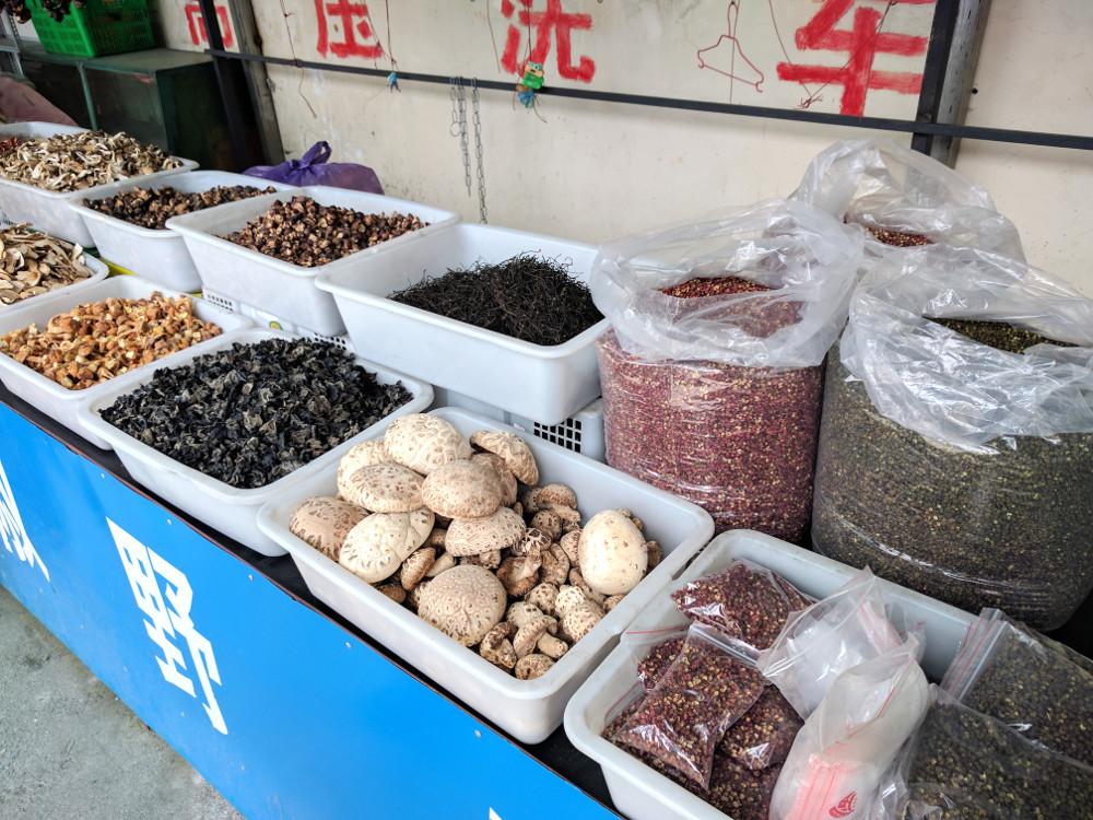 Champignons du Sichuan | Chine