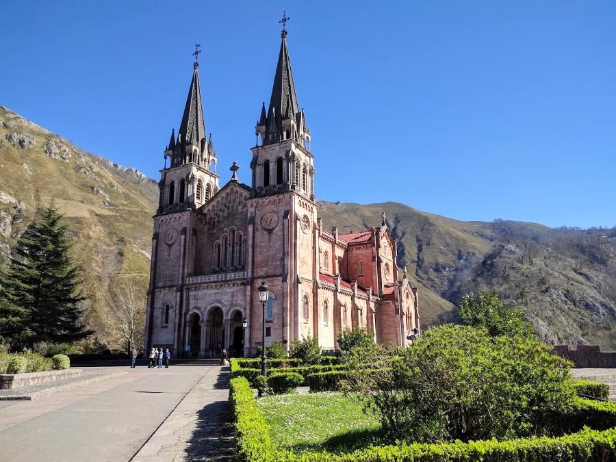 Covadonga en Asturies | Espagne