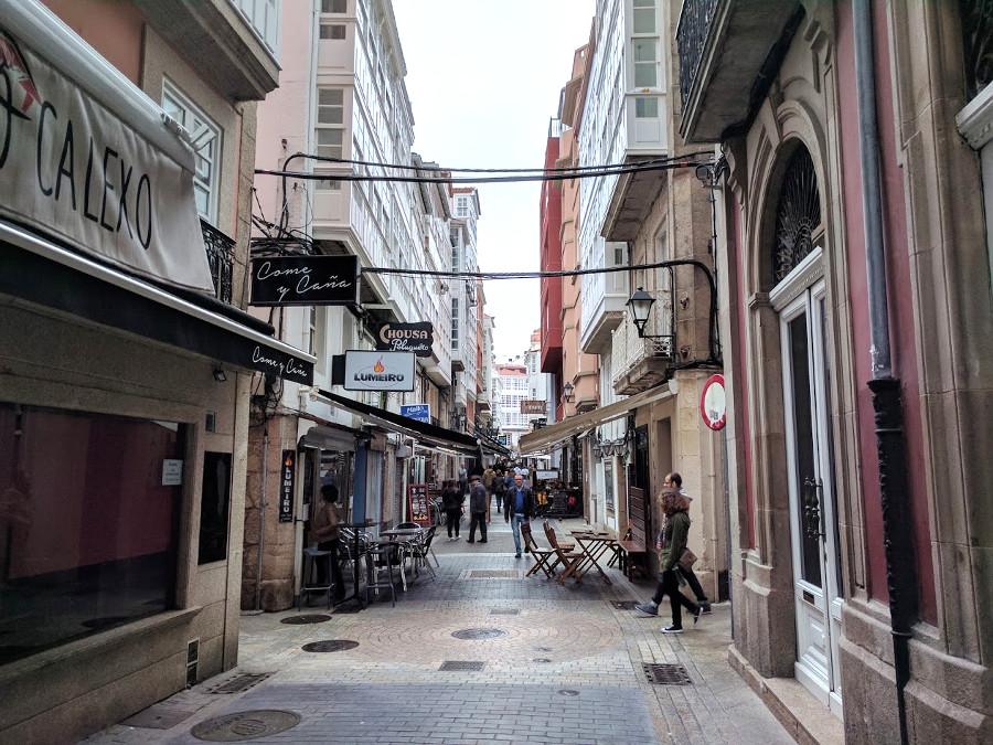 La Corogne | Espagne
