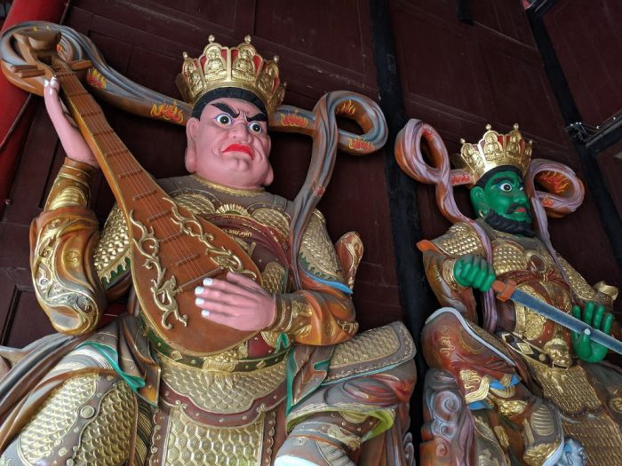 Baoguo Temple à Emeishan | Chine