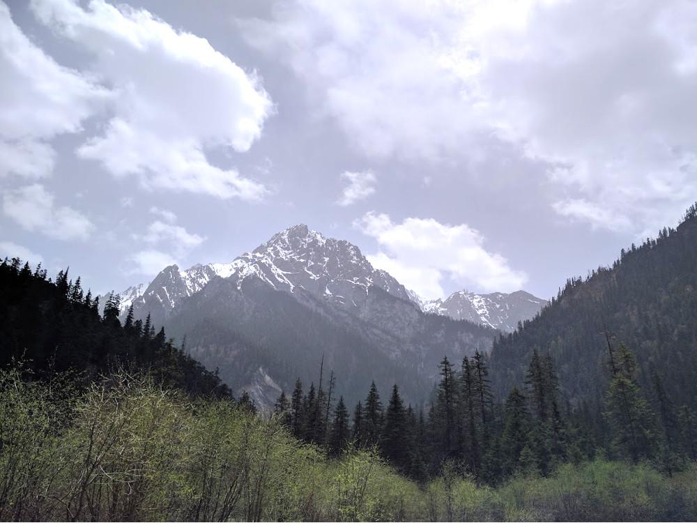 Vallée de Jiuzhaigou, dans le Sichuan | Chine