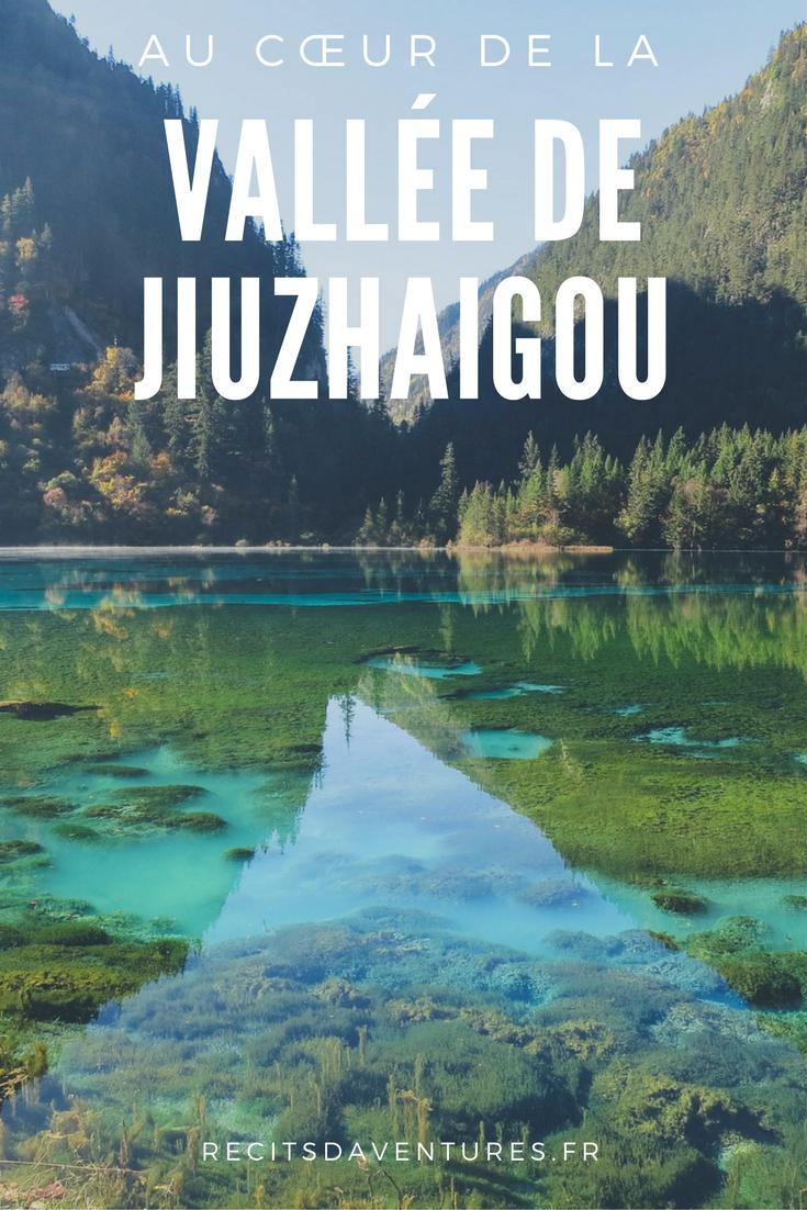 Au coeur de la Vallée de Jiuzhaigou, dans le plateau tibétain. A la découverte d'un espace naturel incroyable dans le Sichuan. | Chine
