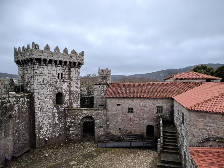 Château de Vimianzo à La Corogne | Espagne