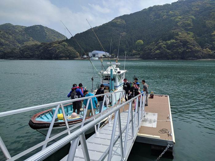 Susaki en bateau | Japon