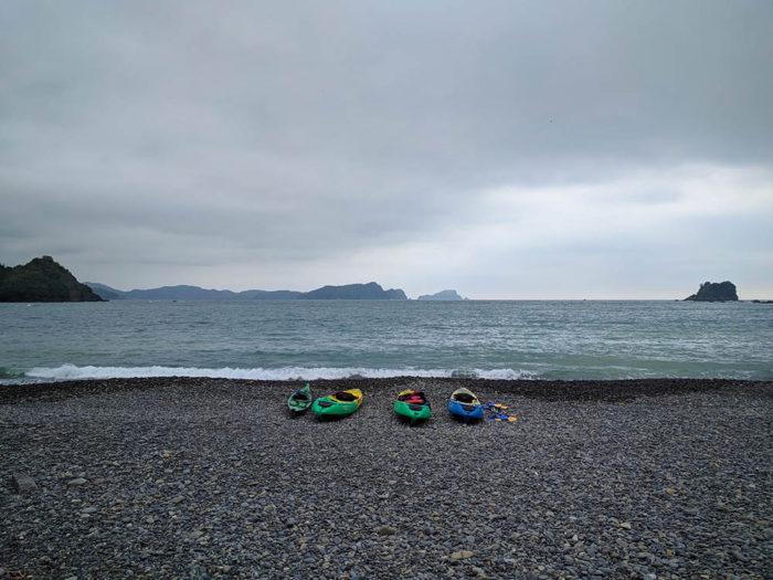 Kayak à Susaki | Japon