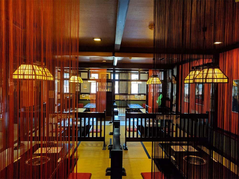 Restaurant à Susaki | Japon