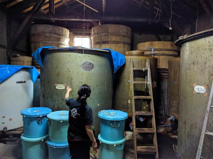Sauce de soja à Susaki | Japon