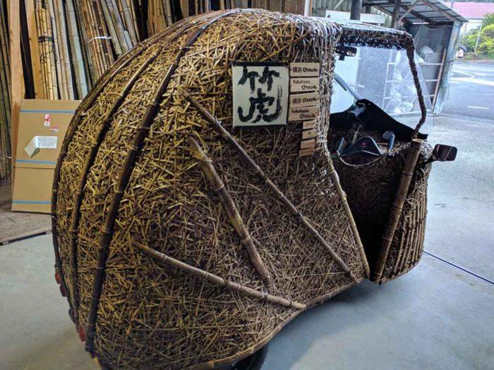 Forêt de bambo à Susaki | Japon