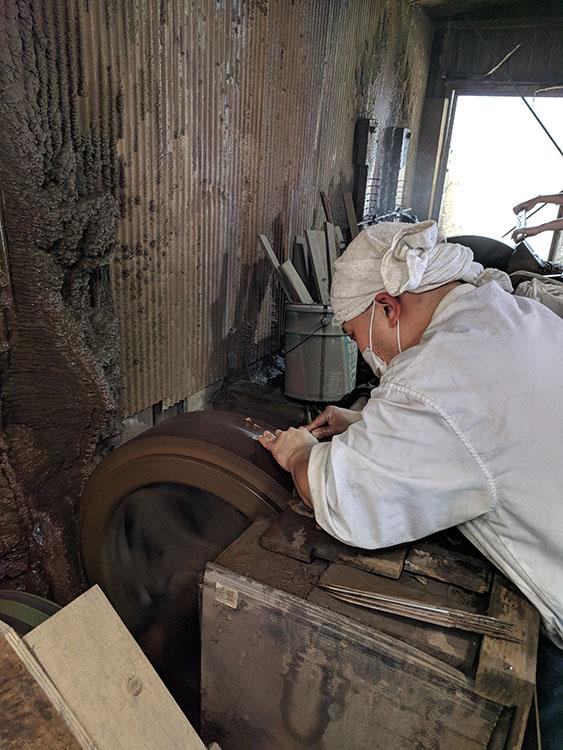 Couteaux à Susaki | Japon