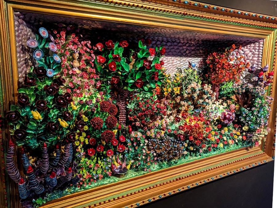Musée des Arts Buissonniers et Galerie Paul Amar à Saint-Sever-du-Moustier