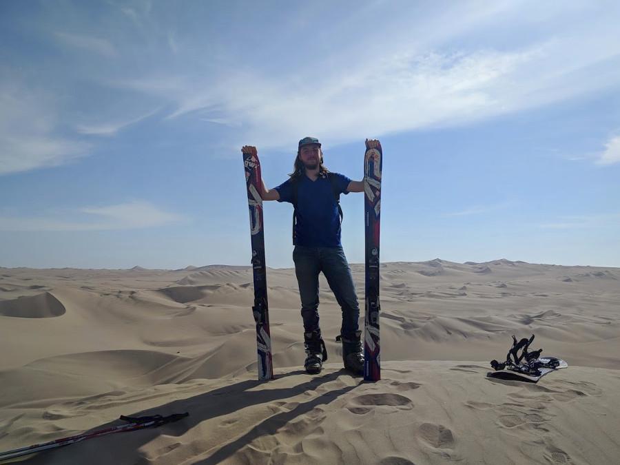 Ski dans le désert à Huacachin | Pérou