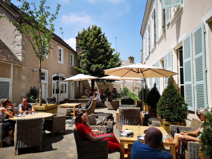 Restaurant Le Molière   Chartres