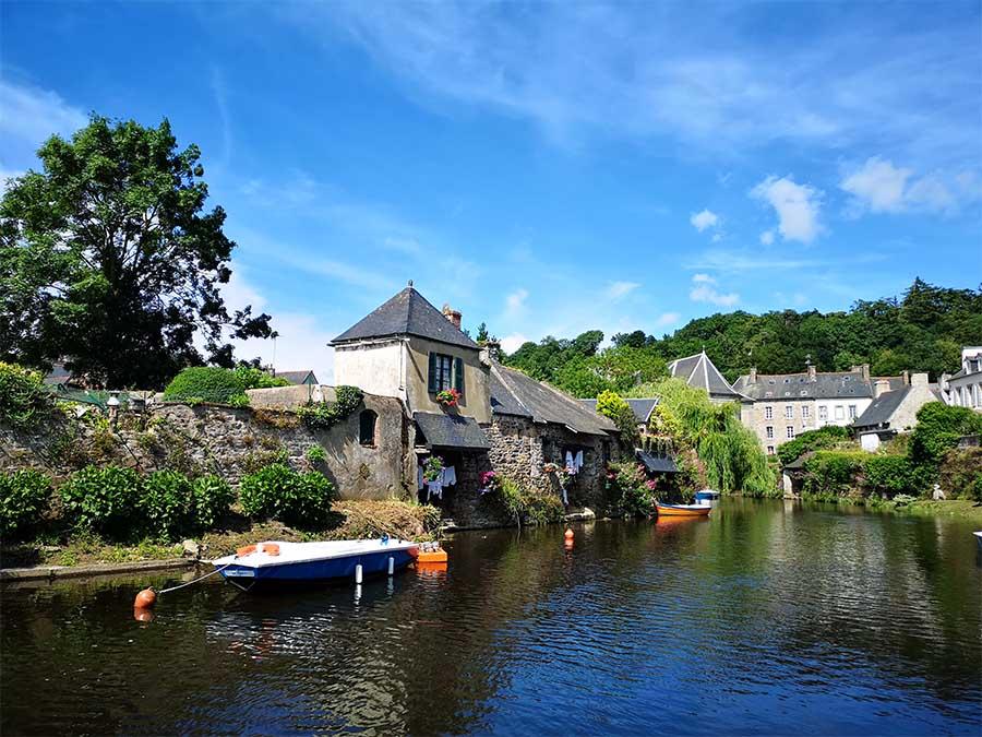 Pontrieux en Bretagne