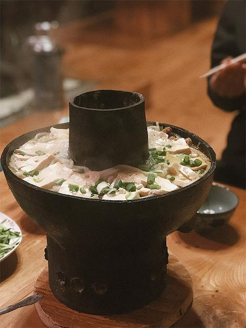 Repas tibétain à Shangri-La | Chine