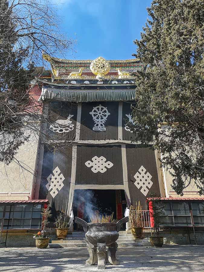 Temple de Shangri-La dans le Yunnan | Chine