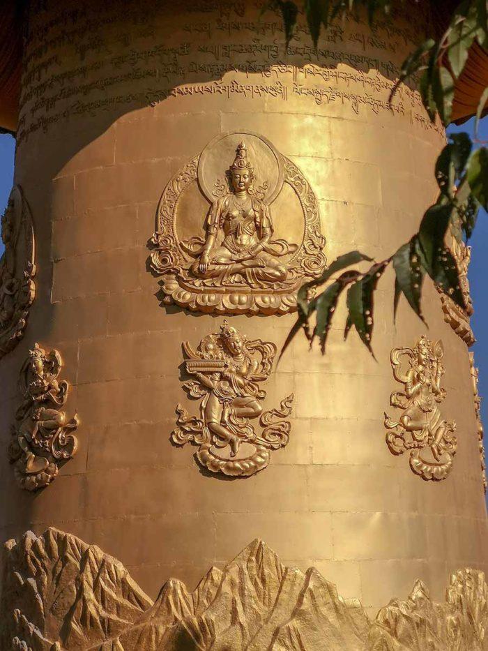 Tour de prière à Shangri-La dans le Yunnan | Chine