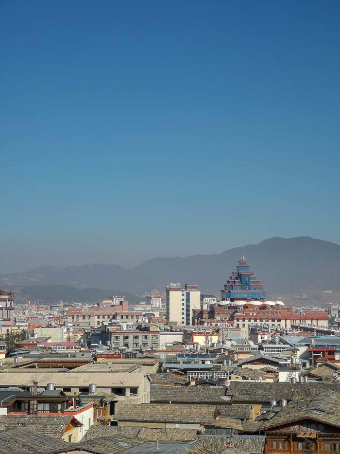 Ville de Shangri-La dans le Yunnan | Chine