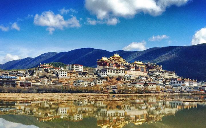 Monastère Songzanlin, Shangri-La   Chine
