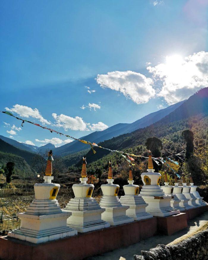 Village tibétain dans le Yunnan | Chine
