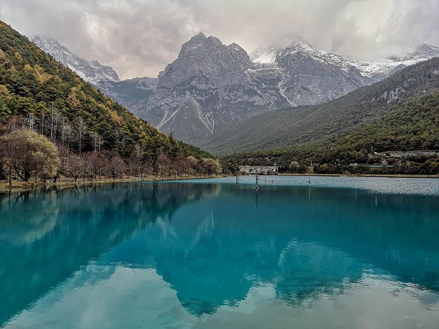 Montagne du Dragon de Jade près de Lijiang | Chine