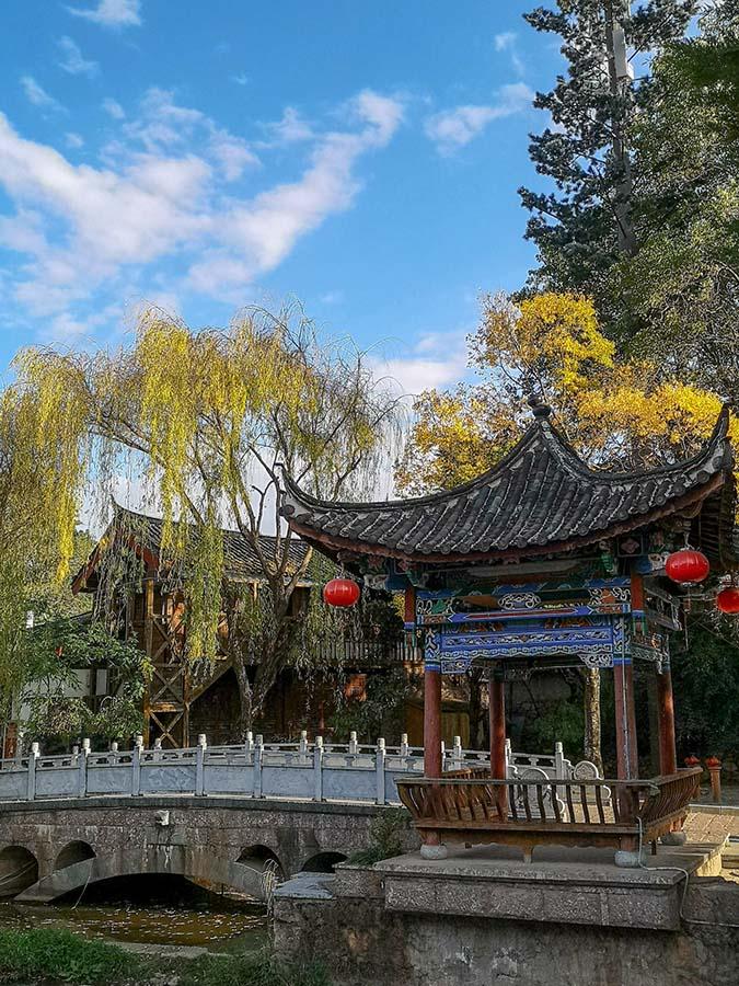 Shuhe Ancient Town dans le Yunnan | Chine