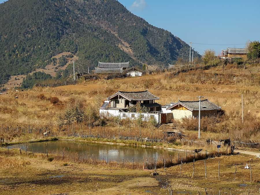 Village de Xuehua dans le Yunnan | Chine