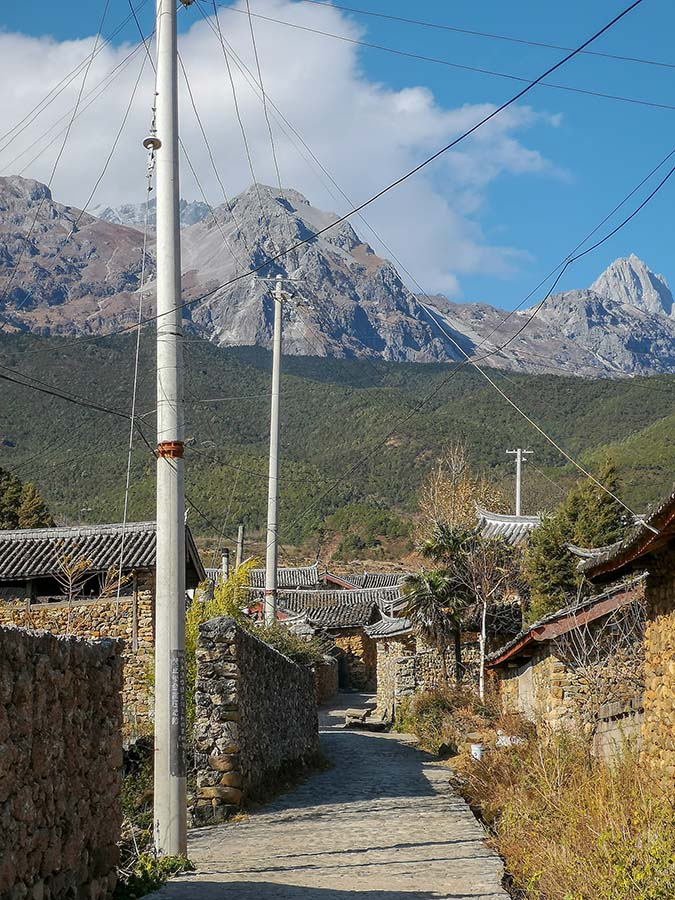 Yuhu village dans le Yunnan | Chine