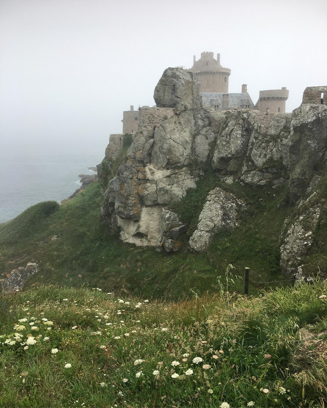 Fort la Latte au Cap Fréhel en Bretagne