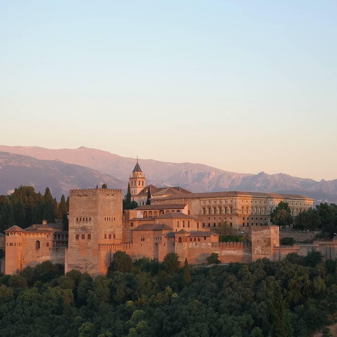 L'Alhambra de Grenade en Andalousie | Espagne