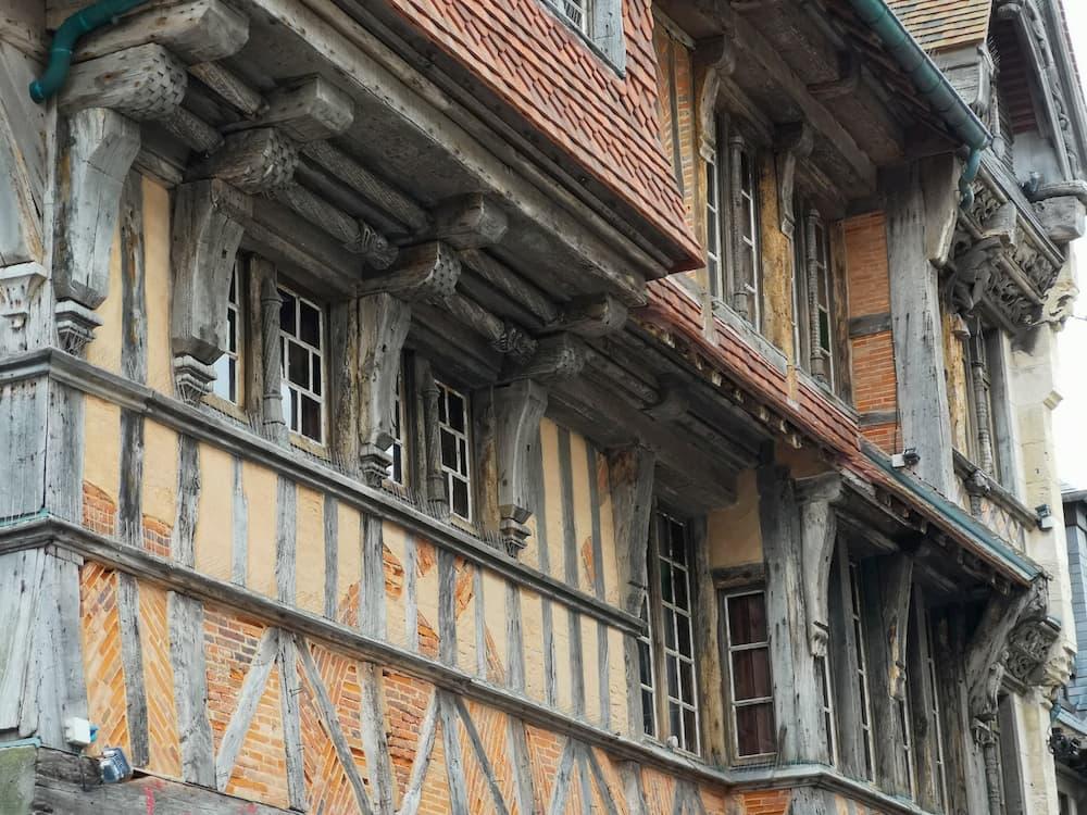 Etretat en Normandie