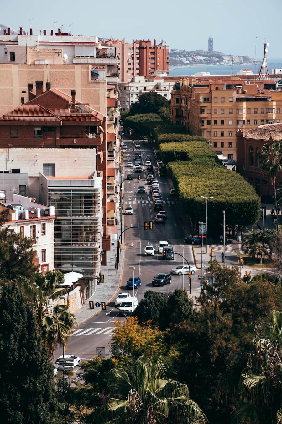 Malaga en Andalousie | Espagne