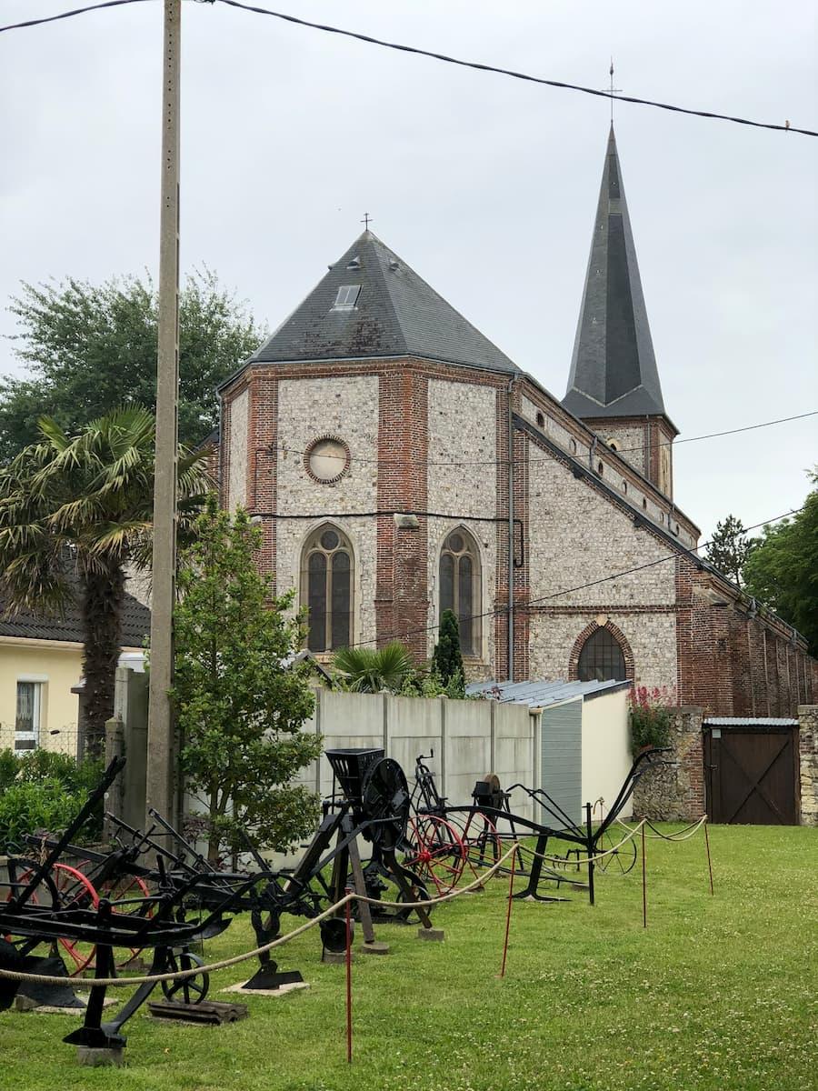 Maison des croyances, vie d'antan et traditions du terroir