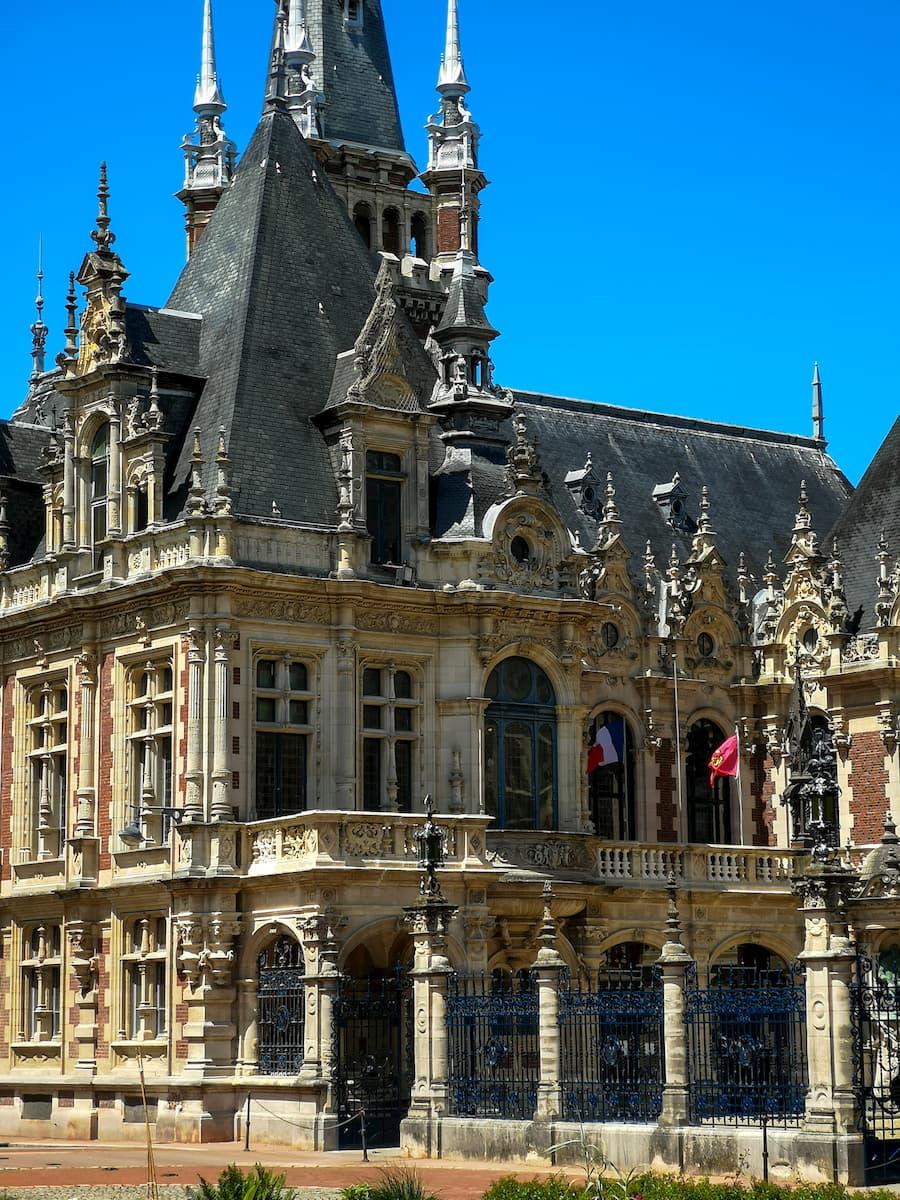 Palais Bénédictine à Fécamp | Normandie