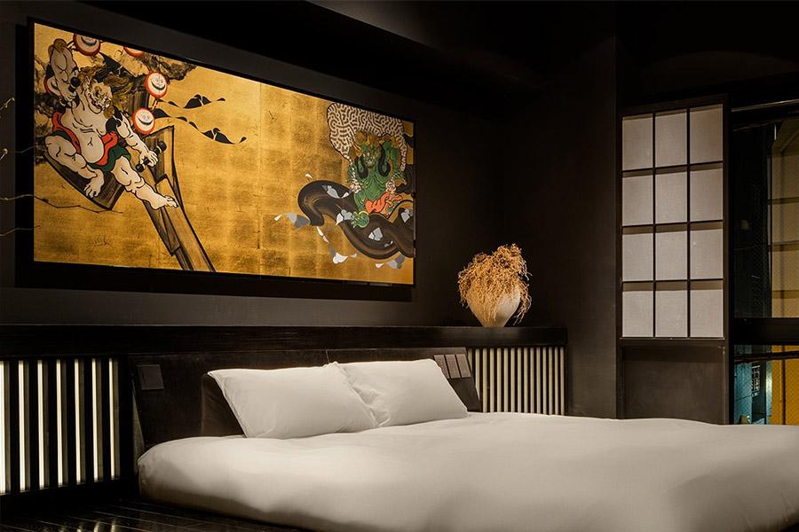 Chambre Hailer chez BnA STUDIO Akihabara | Japon