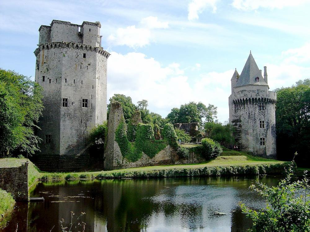 Tours De Largoët | Bretagne
