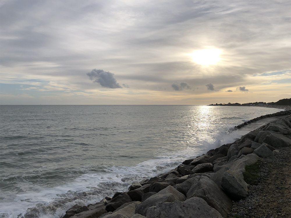 La plage de Mousterlin à Fouesnant | Bretagne