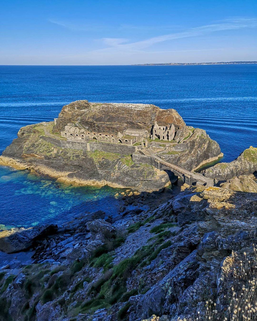 Îlot des Capucins à Crozon | Bretagne